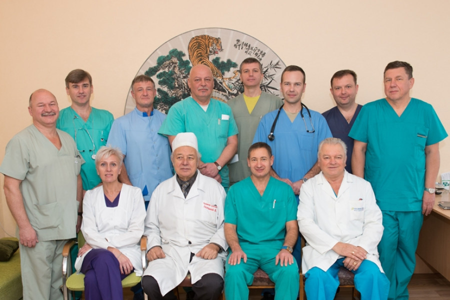 Department of Anaesthesiology and Intensive Care