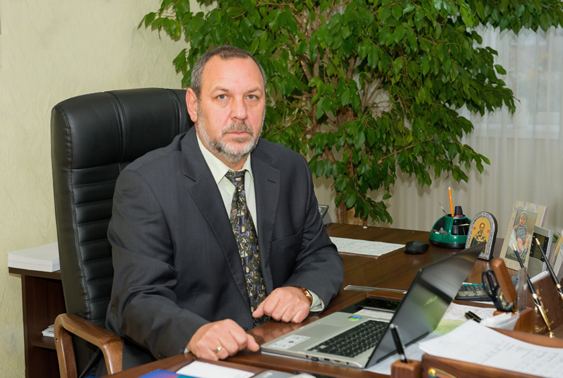 Kliusov Oleksandr Mykolayovych - Medical Director, the superior category oncologist, medical officer for public health organization and management of the superior category and the superior category anesthesiologist