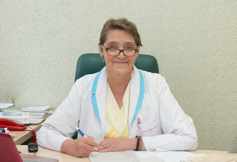 Banakhevych Nataliia Volodymyrivna - Head of Chemotherapy Department № 1, the superior category cancer surgeon