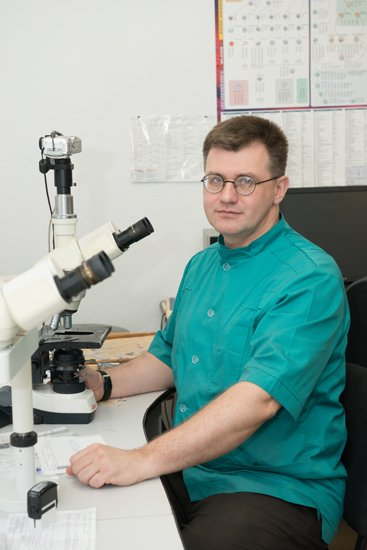 Diatel Mykhailo Vitaliiovych - Pathology Head, the superior category pathologist
